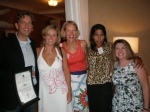 Eric Raarup, Jenny Chard, Julie Potts, Vinita Patil, and Micki Gallinson