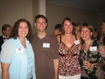 Joy Geislinger, Mike Carter, Stacy Semler, Denise Peterson