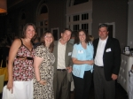 Stacy Semler, Lucinda Livingston, Chris Sanders, Joy Geislinger, James Berndt