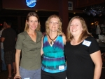 Stacy Lindquist, Becky Brody, Michelle Rehume